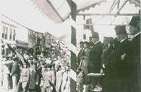 Atatürk'ün Üçüncü Bursa Gezi